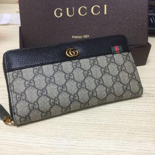 グッチ(Gucci)のグッチ Gucci 長財布 メンズ(長財布)