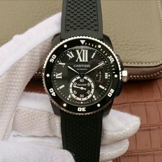 カルティエ(Cartier)のカルティエカリブル ドゥ カルティエ ダイバー WSCA0006(腕時計(アナログ))