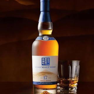 キリン(キリン)の富士御殿場蒸溜所 シングルモルト 17年 スモールバッチ 700ml 1本(ウイスキー)