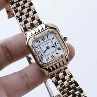 カルティエ(Cartier)のCartier カルティエ パンテールドゥカルティエ 箱、小冊子付(腕時計)