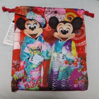 Disney - イマジニングザマジック 巾着
