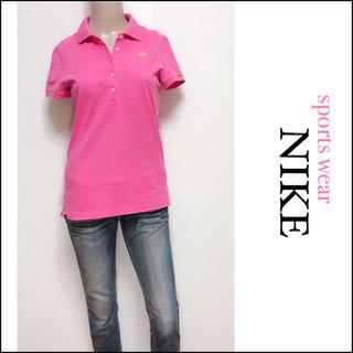 ナイキ(NIKE)のNIKE ナイキ ▶︎スポーツウェア ポロシャツ レディース♡adidas(ウエア)
