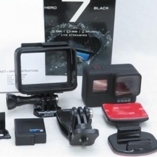 GoPro HERO7 black edition(ビデオカメラ)
