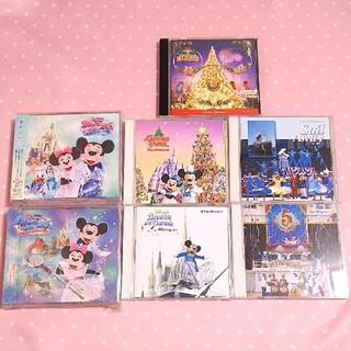 ディズニー(Disney)のディズニー CDアルバムセット ミッキー ミニー TDR(キッズ/ファミリー)