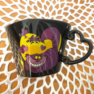 ディズニー(Disney)のチェシャ猫 マグカップ ディズニーランド限定スーベニア(グラス/カップ)