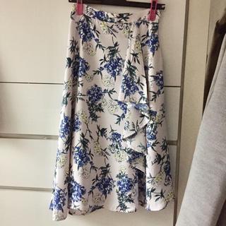 エージーバイアクアガール(AG by aquagirl)の春スカート AG (ロングスカート)