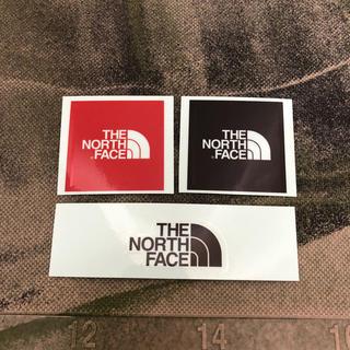 ザノースフェイス(THE NORTH FACE)のノースフェイス ステッカー ミニセット(登山用品)
