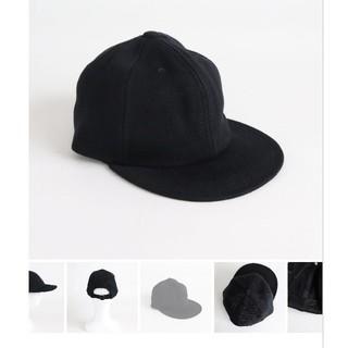 crepuscule b.b cap ブラック(キャップ)