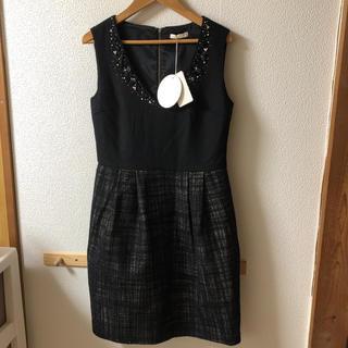 アベニールエトワール(Aveniretoile)の新品 アベニールエトワール ワンピース ドレス(ひざ丈ワンピース)