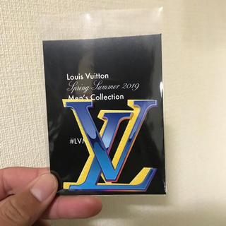 ルイヴィトン(LOUIS VUITTON)のルイヴィトン ヴァージルアブロー ステッカー(シール)