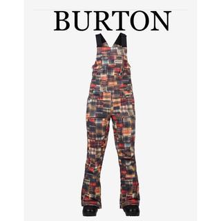 BURTON - 新品 BURTON バートン zealous bib pant ビブパンツ