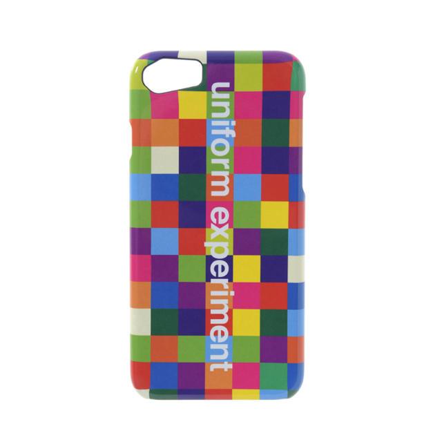 uniform experiment - uniform experiment カラー iPhone 6/7/8ケースの通販 by ちゃんちゃんちゃんショップ|ユニフォームエクスペリメントならラクマ