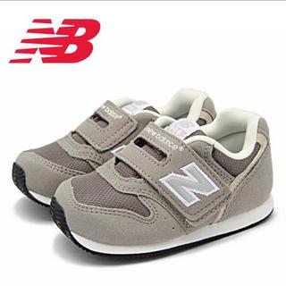 New Balance - ニューバランス 15.5センチ グレー