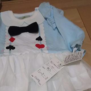 Disney - ★新品★アリス★ロンパース★