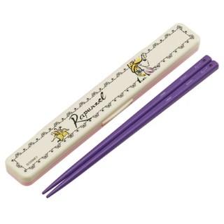 ディズニー(Disney)の新品 ラプンツェル 音の鳴らない箸・箸箱セット (弁当用品)