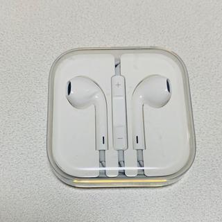 アイフォーン(iPhone)のiPhone 純正イヤホン(ヘッドフォン/イヤフォン)