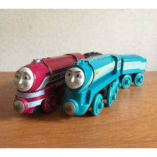 おもち様 木製トーマス ケイトリンのみ ※コナーは付きません(電車のおもちゃ/車)