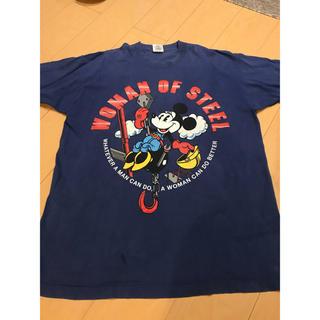 ディズニー(Disney)のused BIG Tシャツ(Tシャツ(半袖/袖なし))