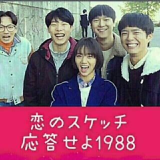 韓国ドラマ  応答せよ1988  (TVドラマ)