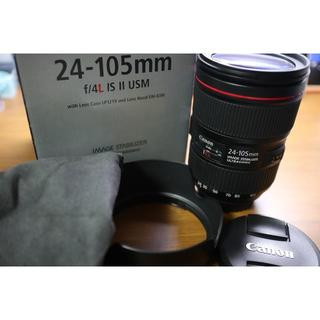 Canon - 【美品】EF24-105 IS II USM