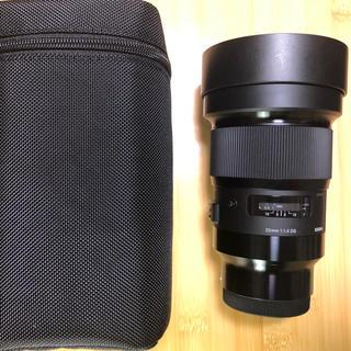 シグマ(SIGMA)のSIGMA 20mm F1.4 DG HSM Art ソニー Eマウント(レンズ(単焦点))