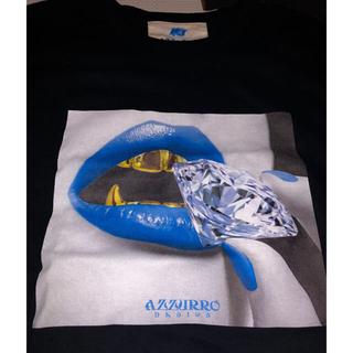 アヴァランチ(AVALANCHE)のDJ☆GO プロデュース アズーロデザイン グリルズレディー Tシャツ(Tシャツ/カットソー(半袖/袖なし))