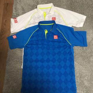 ユニクロ(UNIQLO)のmachi様専用UNIQLOポロシャツ2枚(ポロシャツ)
