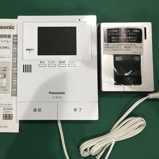 パナソニック(Panasonic)のテレビドアホン  VL-MV38KL(その他 )