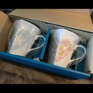 ディズニー(Disney)のディズニーペアカップ♡(グラス/カップ)