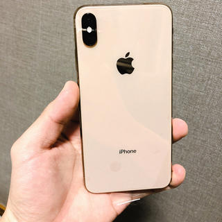 Apple - iphone xs max 512GB 本体