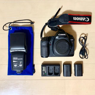Canon - キャノン 5D Mark2 ボディ+Nissin SPEEDLITE Di622