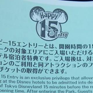 ディズニー(Disney)の2/20 アーリー券(その他)