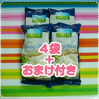 コストコ(コストコ)のコストコ マッシュポテト 4袋(インスタント食品)