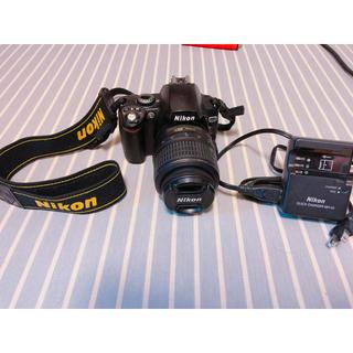 Nikon - 本日限定値下げ!  Nikon 一眼レフ 携帯にすぐ送れます!