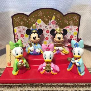 ディズニー(Disney)のひな人形 ディズニーリゾート限定(置物)