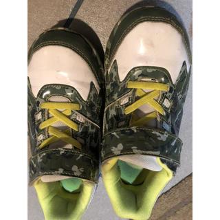 adidas - adidas 男の子 21センチ