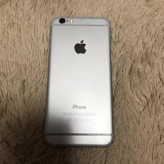 iPhone - iPhone 6 Silver 64 GB docomo