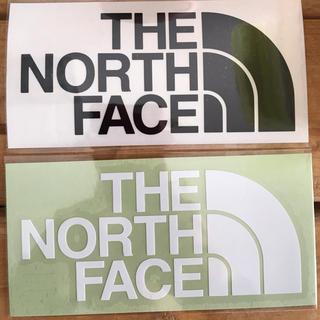 ザノースフェイス(THE NORTH FACE)のザ・ノースフェイス ステッカー(ステッカー)