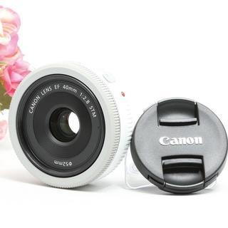 Canon - ◆美しく背景ぼかして素敵な写真を◆キャノン EF 40mm F2.8 STM