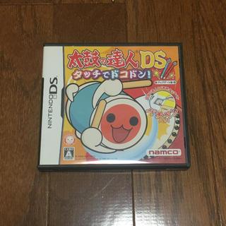 バンダイナムコエンターテインメント(BANDAI NAMCO Entertainment)の太鼓の達人DS タッチでドコドン!(携帯用ゲームソフト)