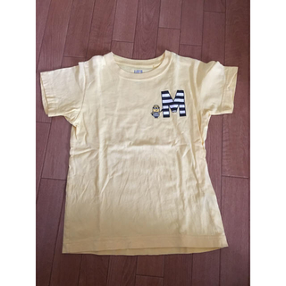 UNIQLO - UNIQLO Tシャツ ミニオンズ  120cm