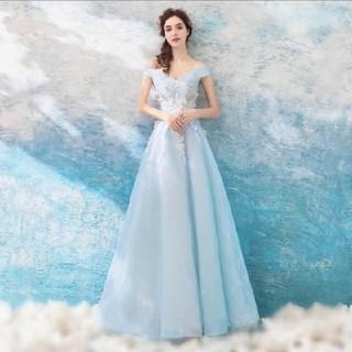 ウエディングドレス 演奏会 結婚式 嫁さん 花嫁 挙式 音楽会 前撮り 二次会(ウェディングドレス)