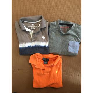 Ralph Lauren - ラルフローレン+アバクロ ポロシャツ3枚セット