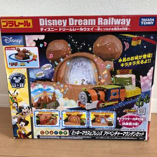 タカラトミー(Takara Tomy)のプラレール ディズニードリームレイルウェイ(電車のおもちゃ/車)