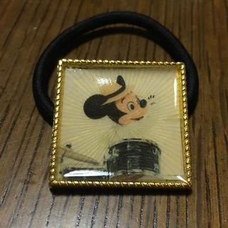 ディズニー(Disney)のイマジニングザマジック ミッキーマウス ハンドメイド レジンヘアゴム(ヘアアクセサリー)