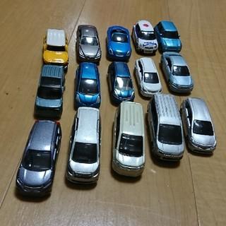 タカラトミー(Takara Tomy)のトミカ15台セット(電車のおもちゃ/車)