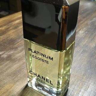 シャネル(CHANEL)の■ CHANEL EGOIST PLATINUM 100ml(香水(男性用))