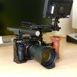 Smallrig Sony/A7III用 カメラケージ 動画撮影用装備一式