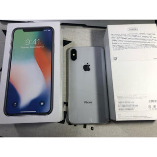 Apple - IphoneX SIMフリ 256ギガ