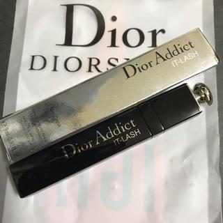クリスチャンディオール(Christian Dior)のDior マスカラ 限定品 未使用(マスカラ)